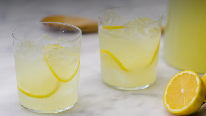 Easy Lemonade From Scratch Kitchn Kitchn