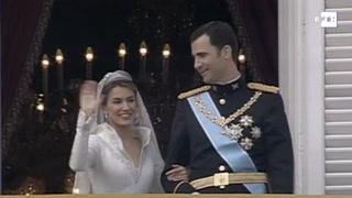 Los reyes Felipe y Letizia cumplen 15 años de matrimonio