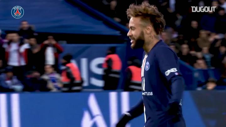 Neymar Jr's best moments of 2019-20 so far