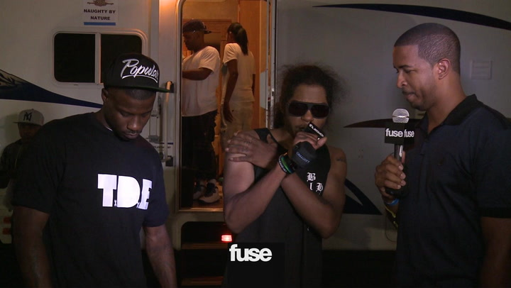 "Festivals: Rock the Bells: Black Hippy Talk Collabos, ""Deadly"" Rap Crews & Listener Expectations"