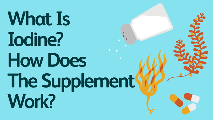 What is Iodine and How Does the Supplement Work?