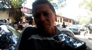 Testimonio de padre de joven productor que murió intoxicado