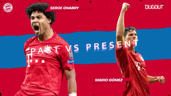 Past vs Present: Serge Gnabry vs Mario Gómez