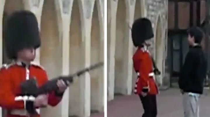 Derfor tuller du ikke med Dronningens garde