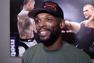 Charles Byrd secures contract after second Contender Series appearance