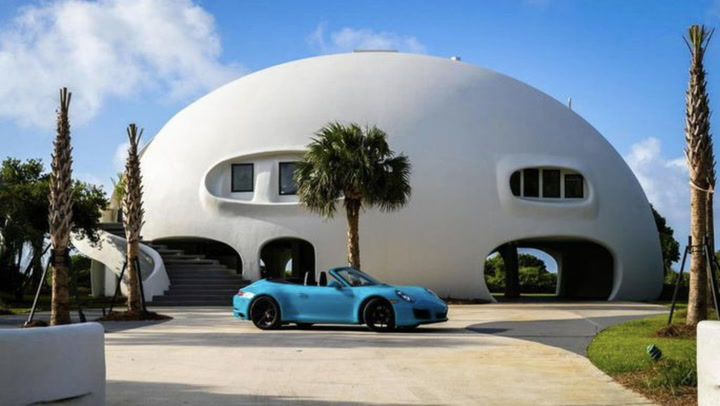 This Dome Home Is More Than Meets the Eye