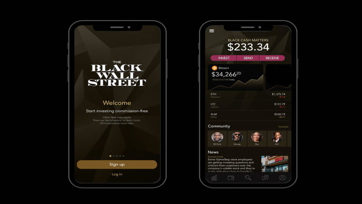 'The Black Wall Street' DigitalWallet Launches to Close Racial Wealth Gap