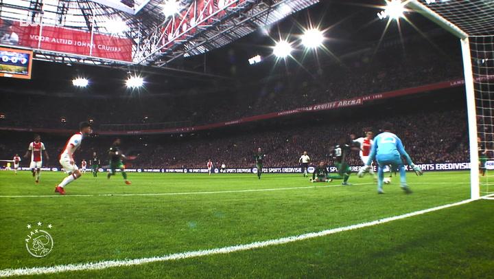 Nicolás Tagliafico's best Ajax moments