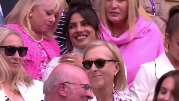 Priyanka Chopra appears to snub Duke and Duchess of Cambridge at Wimbledon