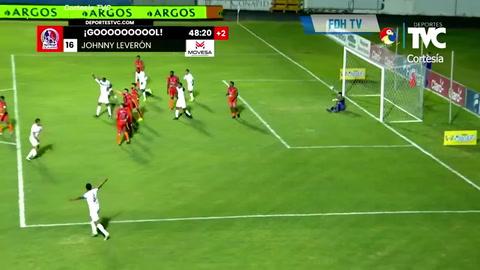 Olimpia 2-1 UPN (Liga Salvavida)