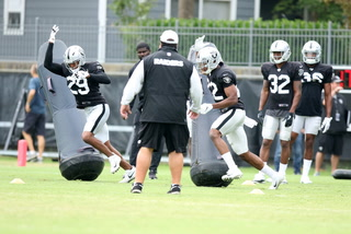 Vegas Nation: Day 2 of Joint Practice