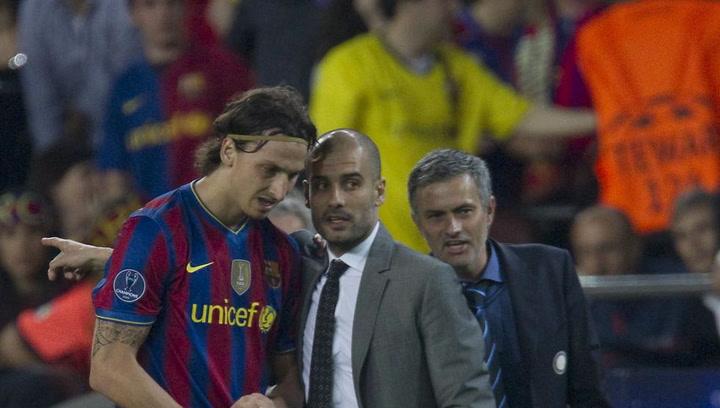 El día que José Mourinho susurró a la oreja de Guardiola