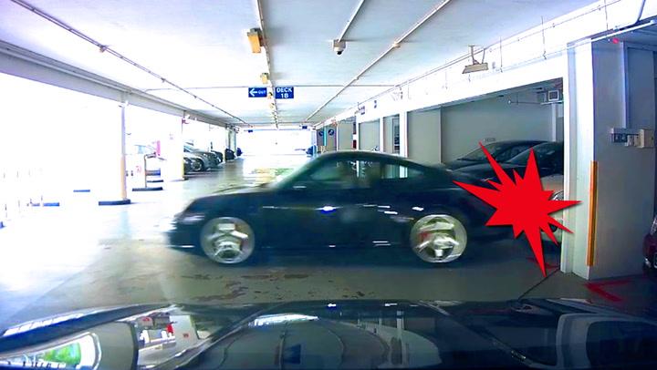 Sjåføren undervurderte sportsbilens krefter