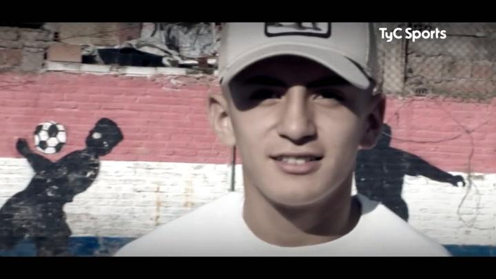 La historia de Thiago Almada, un chico humilde de 17 años, la perla de Vélez