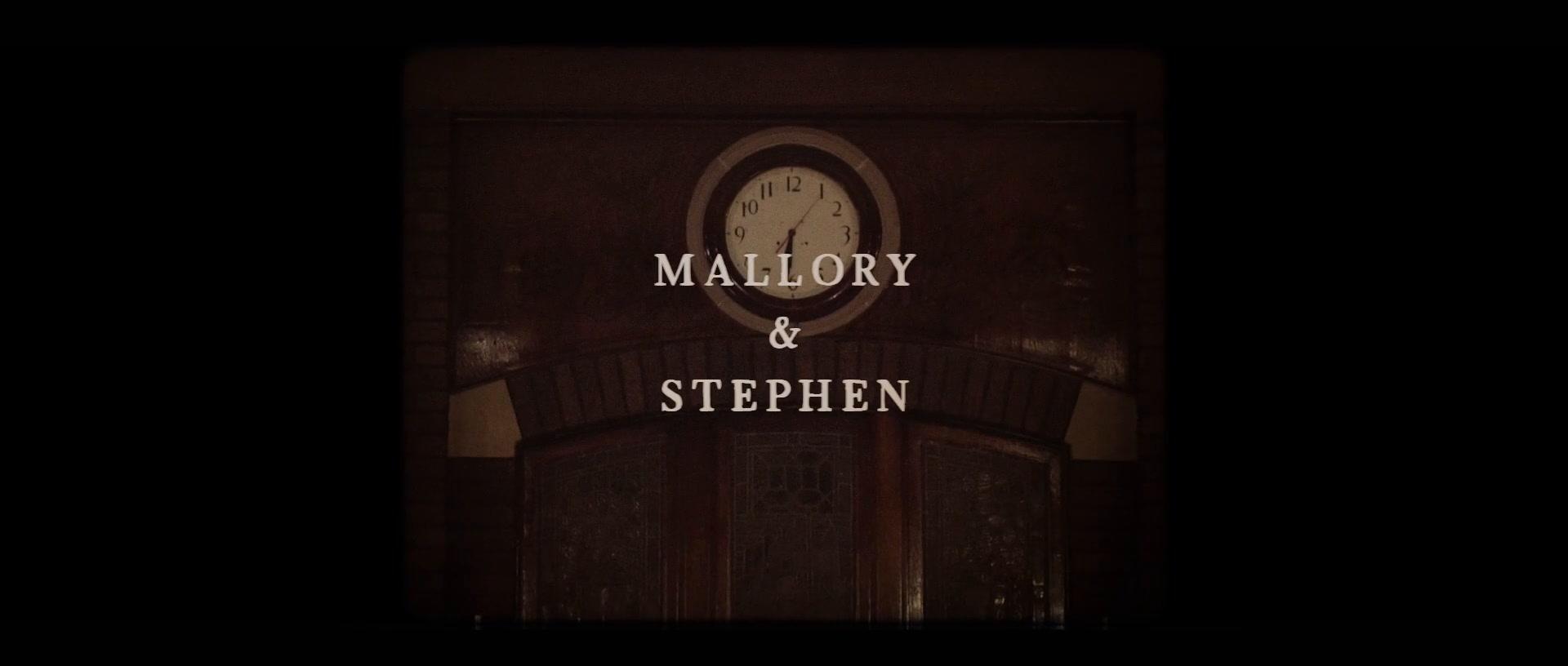 Stephen + Mallory | Joplin, Missouri | Scottish Rite Cathedral
