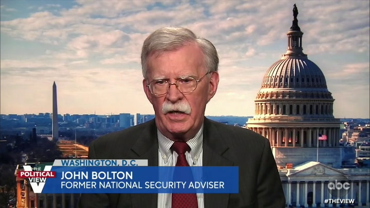 John Bolton: 'Absolutely, I'm Still a Conservative Republican'
