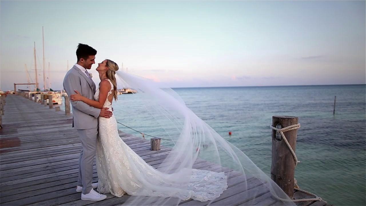 Olga + Jared | Cancún, Mexico | El Dorado Maroma