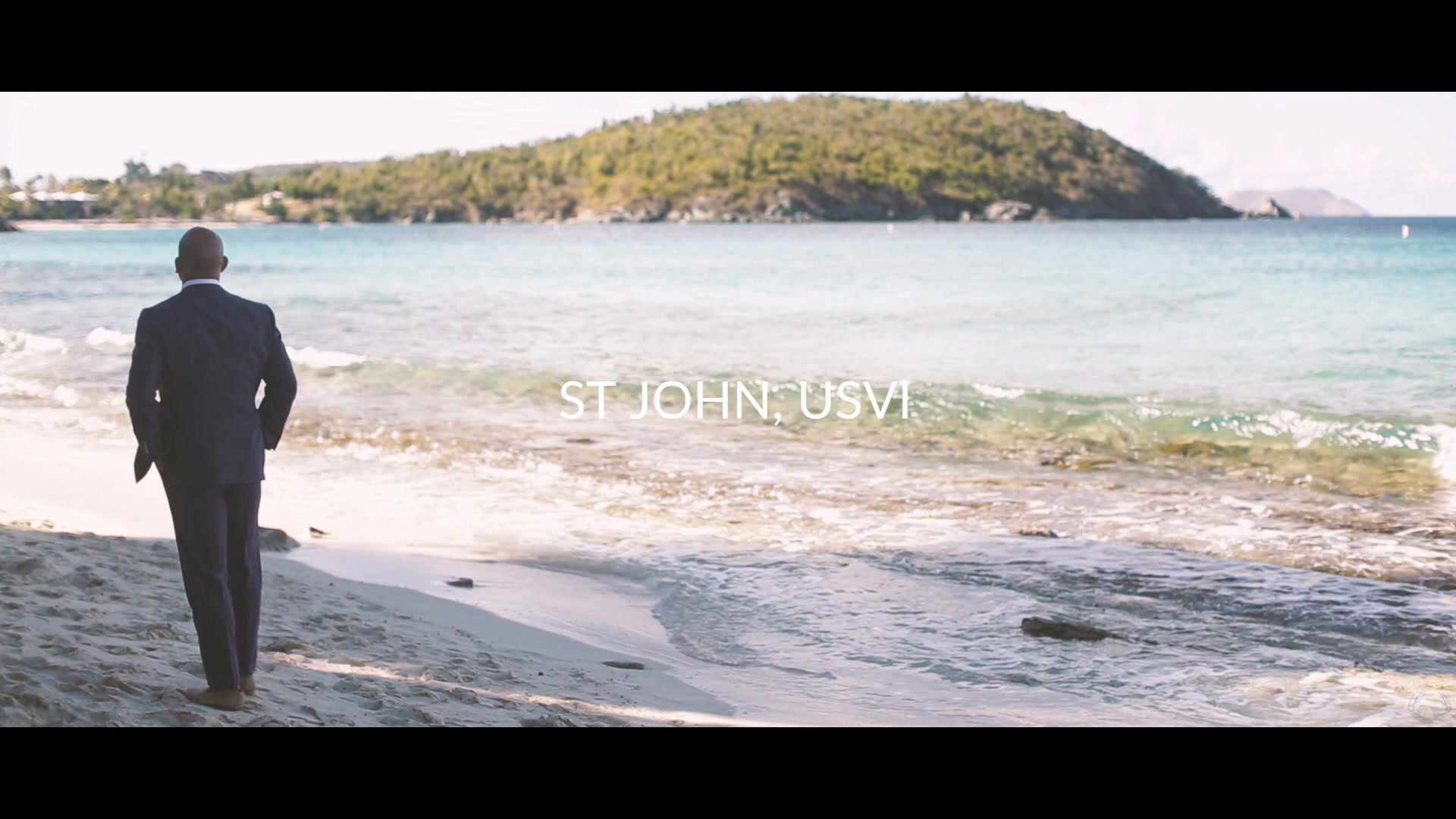 Lindsey + Rahul | St. John, U.S. Virgin Islands | Sirenusa