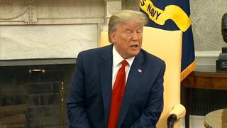 Trump: Irán es responsable de los ataques contra petroleras