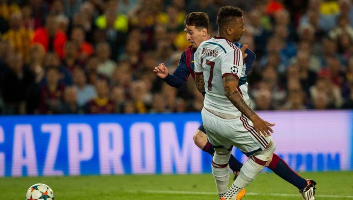 Recuerda el regate de Messi a Jerome Boateng, del Bayern, en la Champions de 2015