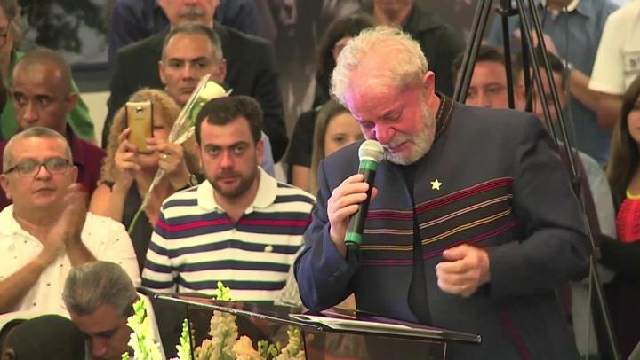 Juez de la corte suprema de Brasil anula todas las condenas del expresidente Lula