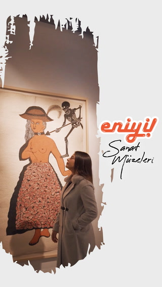Tuğçe Durak'la En İyi Sanat Müzeleri