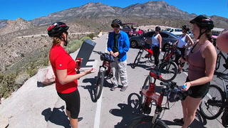 Take the Red E Bike tour of Red Rock Canyon
