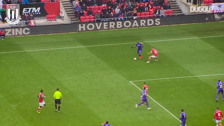 Stoke City's best goals against Bristol City