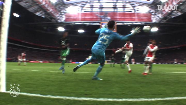 Erik Ten Hag's Ajax revolution