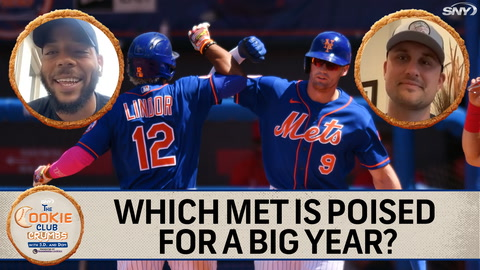Cookie Club Crumbs: Which Met will have a big year?