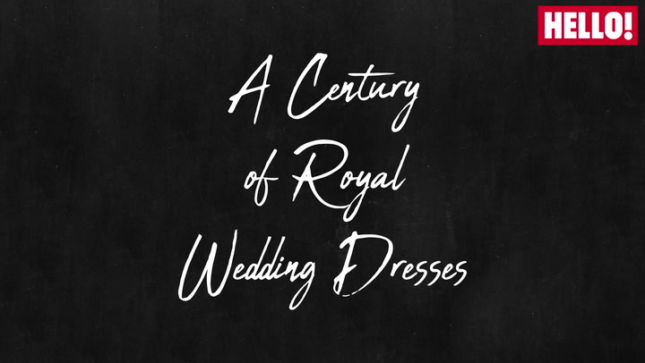 100 Years Of Royal Wedding Dresses
