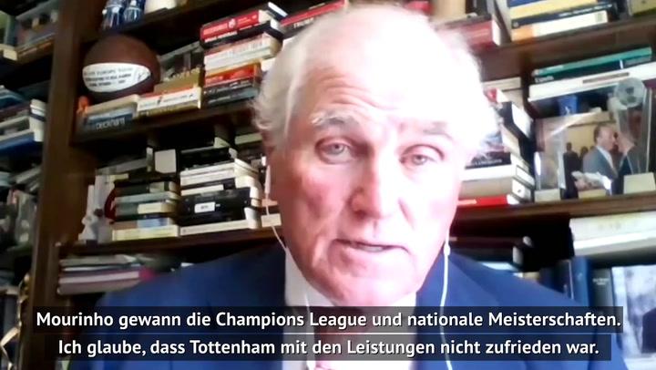 """Ex-Real-Präsident: Mourinho-Aus """"sehr bedauerlich"""""""