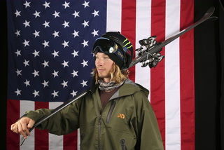 Nevadan David Wise looks for repeat in halfpipe skiing