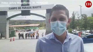 Honduras inició este lunes la quinta jornada de vacunación contra el coronavirus