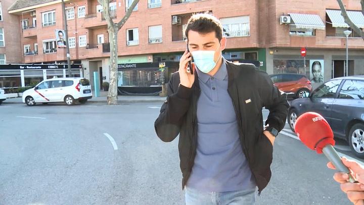 Iker Casillas cumple 40 años en un mal momento personal