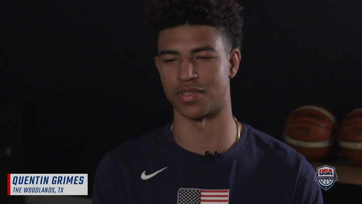 2018 USA Men's U18 National Team Rapid Fire Q&A