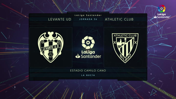 LaLiga Santander (J.36): Levante 1-2 Athletic