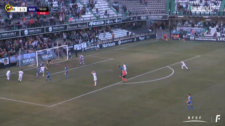 Momentos épicos de la Segunda B y la Tercera División
