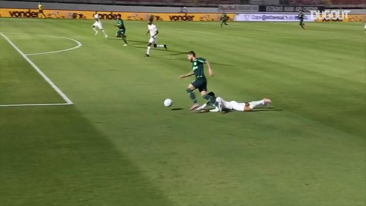 Palmeiras' 2020-21 Brazilian Cup goals so far