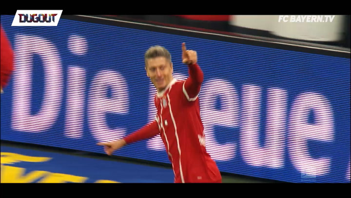Robert Lewandowski @ Allianz Arena