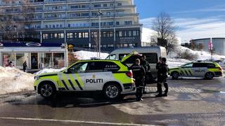 Slåsskamp på Stovner i Oslo