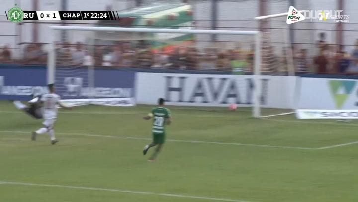 Chapecoense Goals vs Brusque