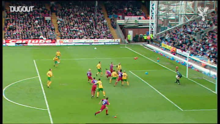 Crystal Palace's dramatic 3-3 comeback vs Norwich City