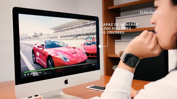 Los beneficios de tener la nueva iMac
