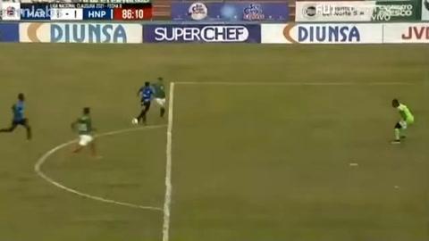 Marathón 1-1 Honduras Progreso (Liga Salvavida)