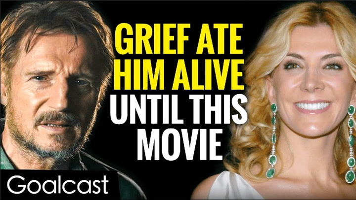 How One Movie Saved Liam Neeson's Family From Grief   Life Stories by Goalcast