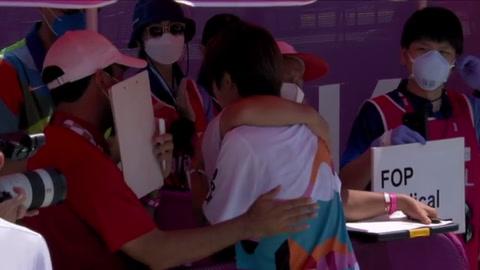 El japonés Horigome primer oro olímpico de la historia del skate, plata para Brasil