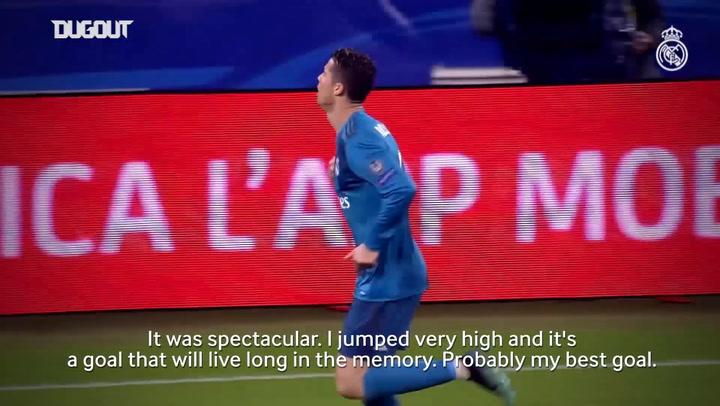 The Moment: Cristiano Ronaldo