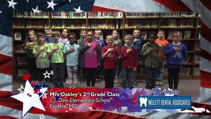 L.J. Daly Elemenrary School - Mrs. Oakley - 2nd Grade