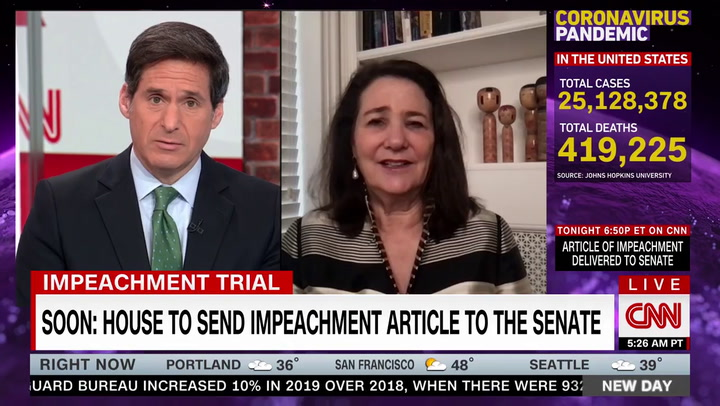 Impeachment Manager DeGette Fails to Show Precedent for Impeaching Fmr President